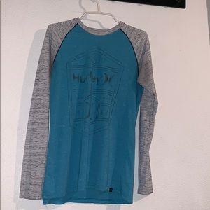 Hurley long sleeve - Slim fit